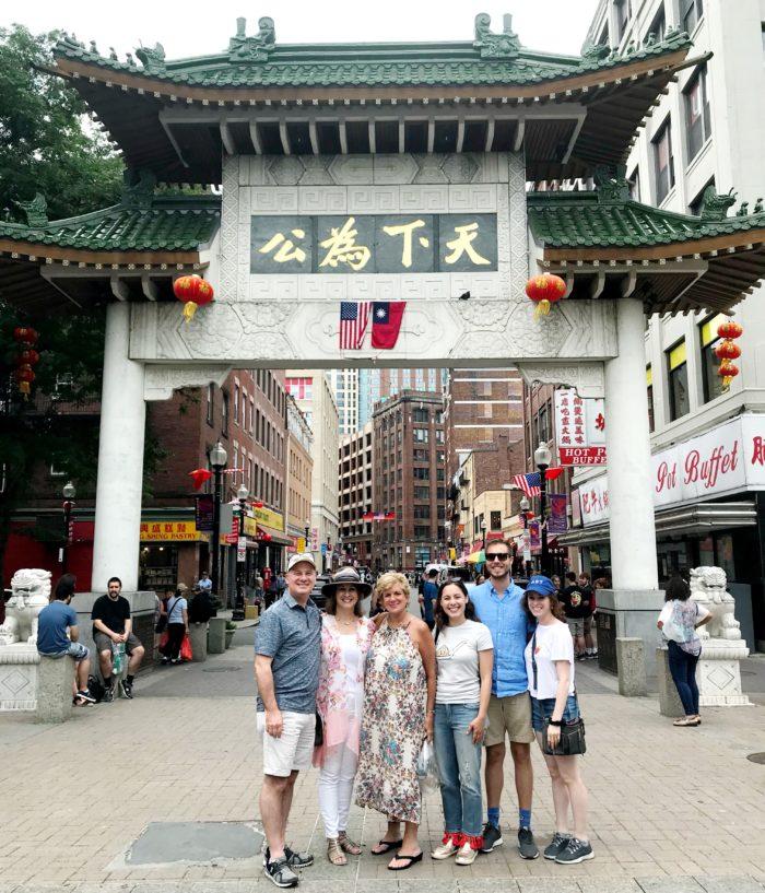 chinatown tour group